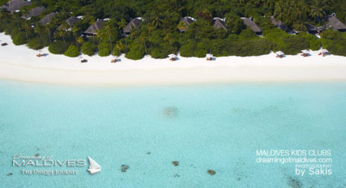 Maldives Family Hotel Anantara Kihavah Villas