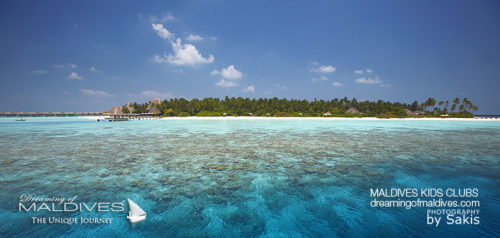 Maldives Family Hotel Anantara Kihavah The ISland