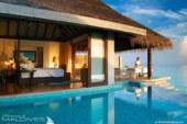 The Best Maldives Water Villas We've Seen at Anantara Kihavah Villas Maldives