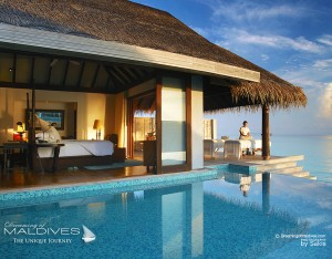 The Best Maldives Water Villas We've Seen at Anant...