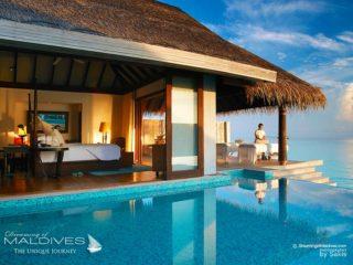 Anantara Kihavah Villas Maldives Over Water Pool Villa