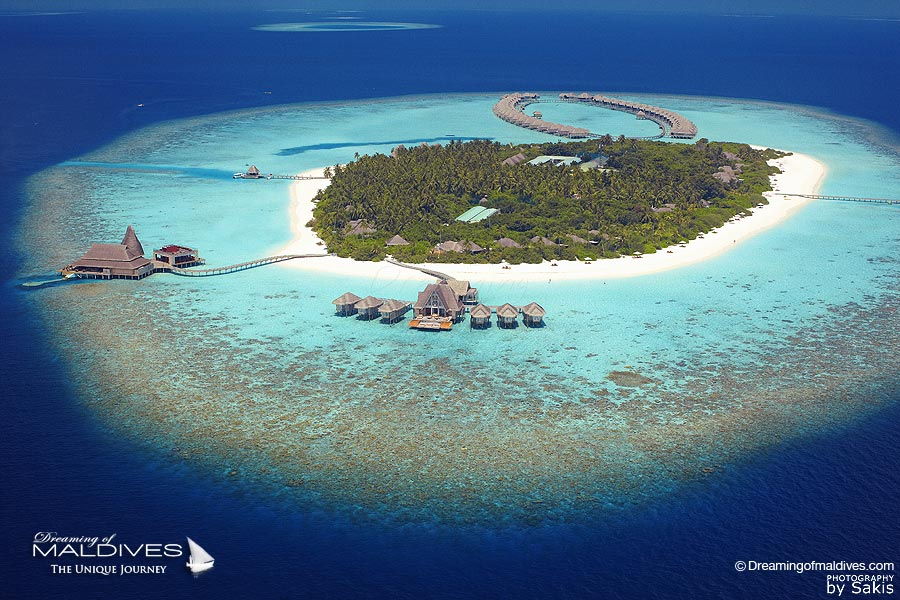 Anantara Kihavah Maldives - Maldives Number 7 - TOP 10 Maldives Resorts 2014