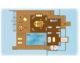 Over Water Pool Villa – Floor Plan