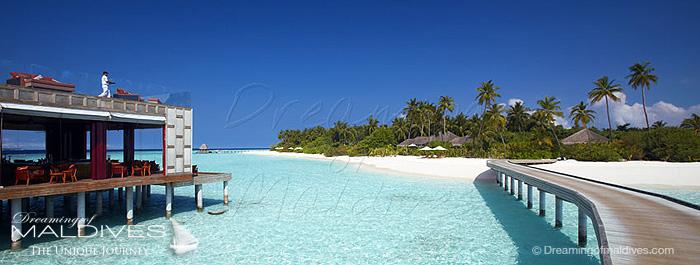 Anantara Kihavah Maldives Photo Gallery