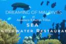 Anantara Kihavah Villas Maldives SEA Underwater Restaurant VIDEO