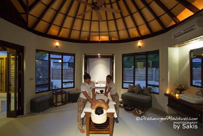 Atmosphere Kanifushi Maldives - The Spa