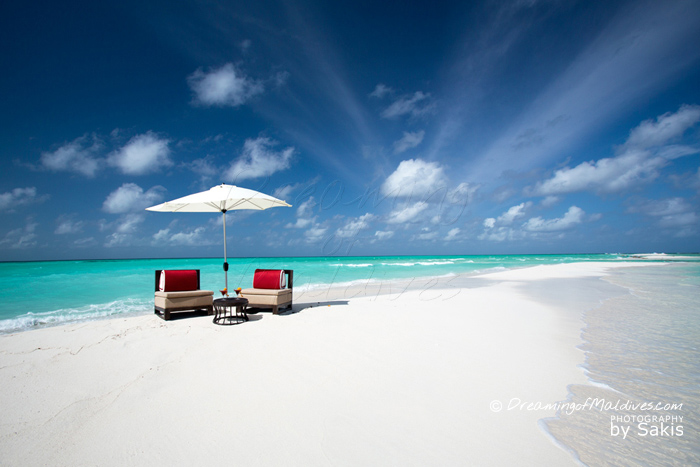 Atmosphere Kanifushi Maldives - Sandbank