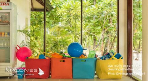 Kids Club at Atmosphere Kanifushi Maldives
