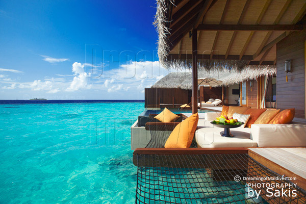 Ayada Maldives Sunset Ocean Suite