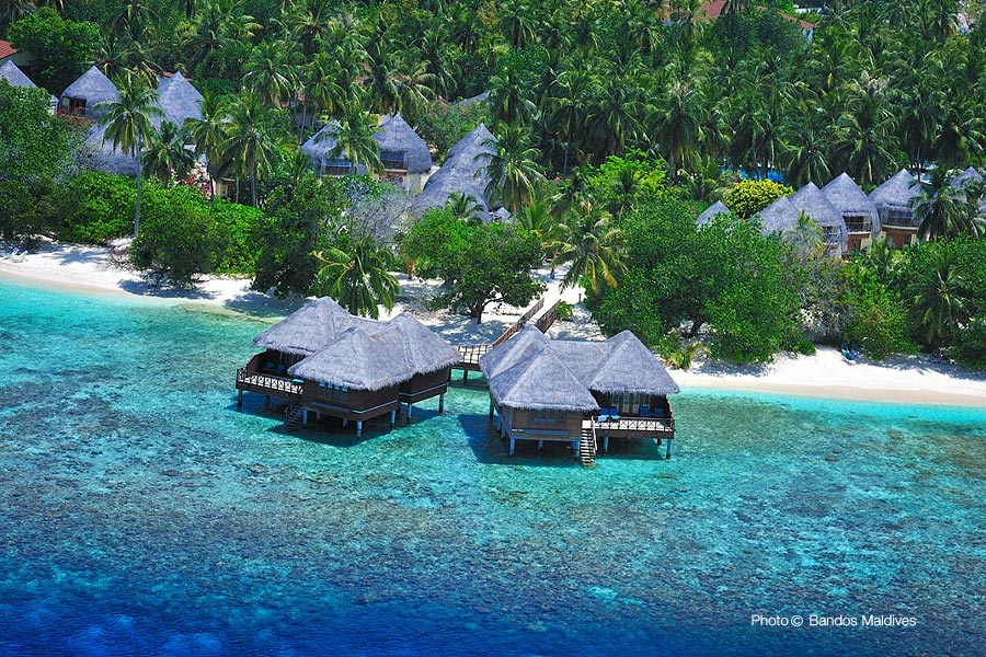 Bandos Maldives - Number 10 Maldives TOP 10 Resorts 2014
