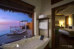 The Best Maldives Water Villas We've Seen at Baros Maldives