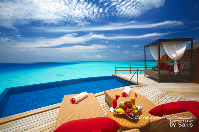 Baros Maldives best water Villas