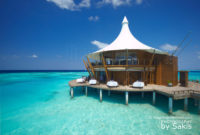The Lighthouse at Baros Maldives, a Restaurant Bar like no other