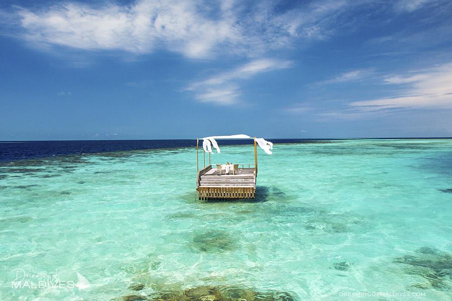 Baros Maldives the Piano day