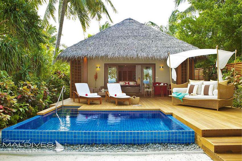 Baros Maldives Pool Villa
