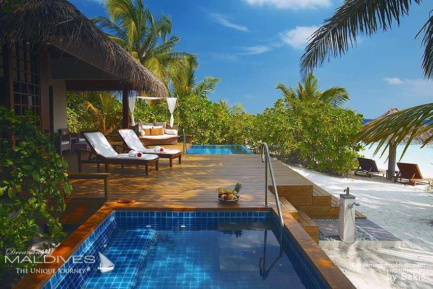 Baros Maldives Premium Pool Villa
