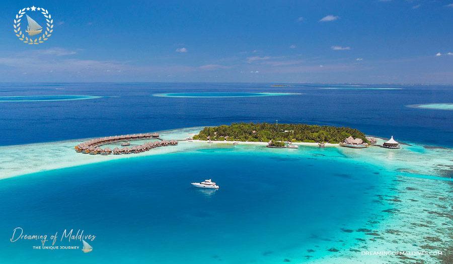 TOP 10 Hôtel de Rêve des Maldives 2018.  Baros Maldives #7