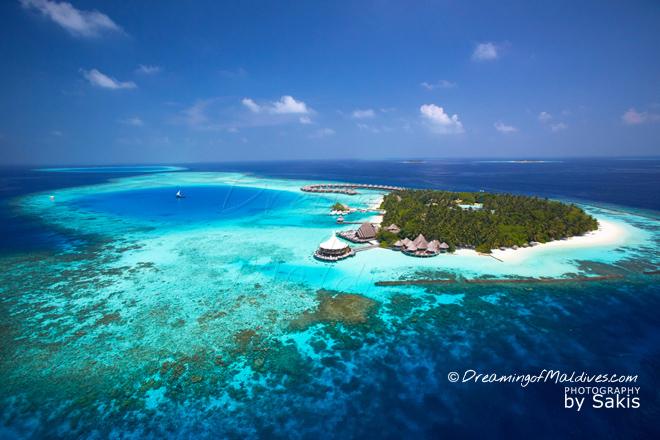 Maldives top 10 Resorts 2013 Baros Maldives