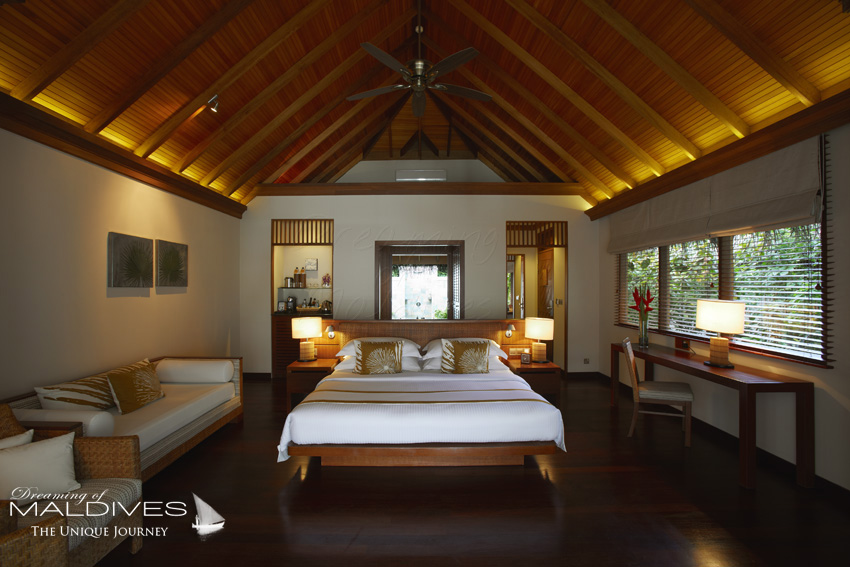 Baros Maldives Villa