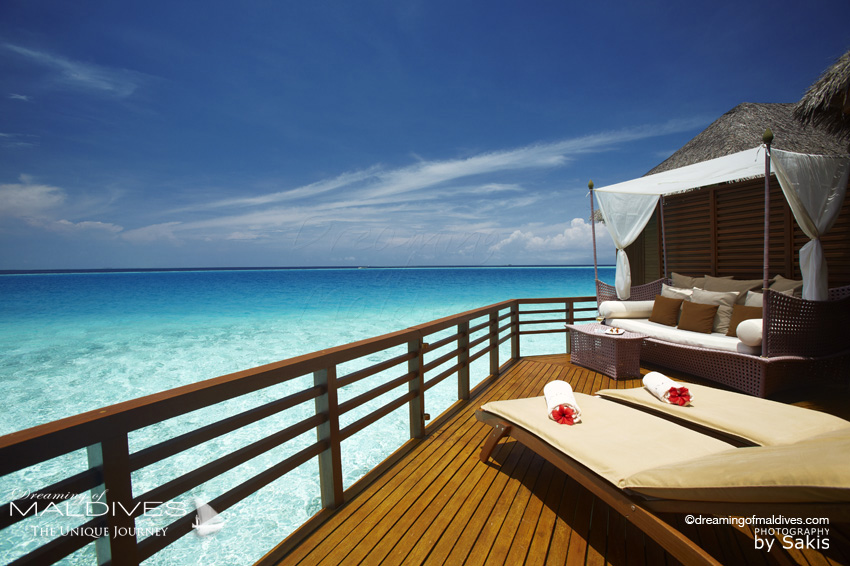 Baros Maldives Water Villa