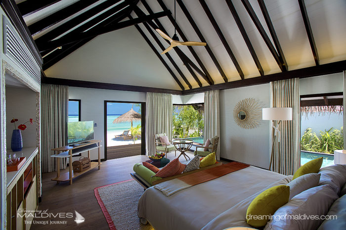 Earth Villa OZEN at Maadhoo