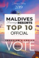 Maldives TOP 10 Dreamy Resorts 2019