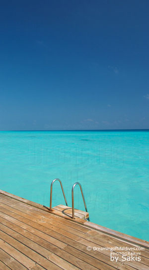 What your Maldives Dream Resort ?