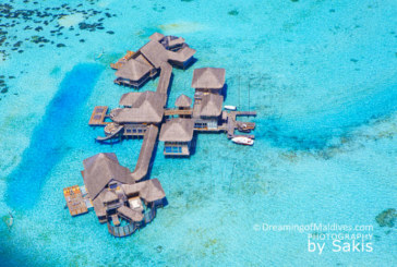 The world's largest Water Villa – The Private Reserve at Gili Lankanfushi Maldives
