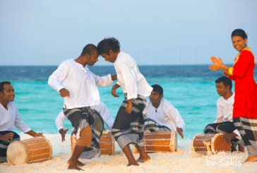 Photo of The Day : Vibing out on Maldivian Drums – The Bodu Beru