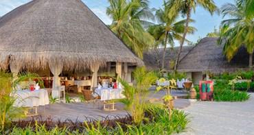 bottega restaurant Kanuhura maldives