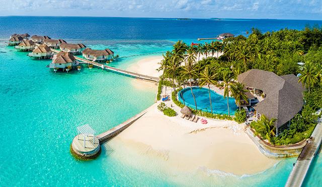 Opening New resort maldives 2018 Centara Grand Muthaafushi