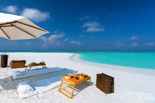 chic picnic beach (Maldives Photo Of The Day : Chic Picnic On The Beach)