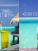 Cocktails at Gili Lankanfushi Maldives