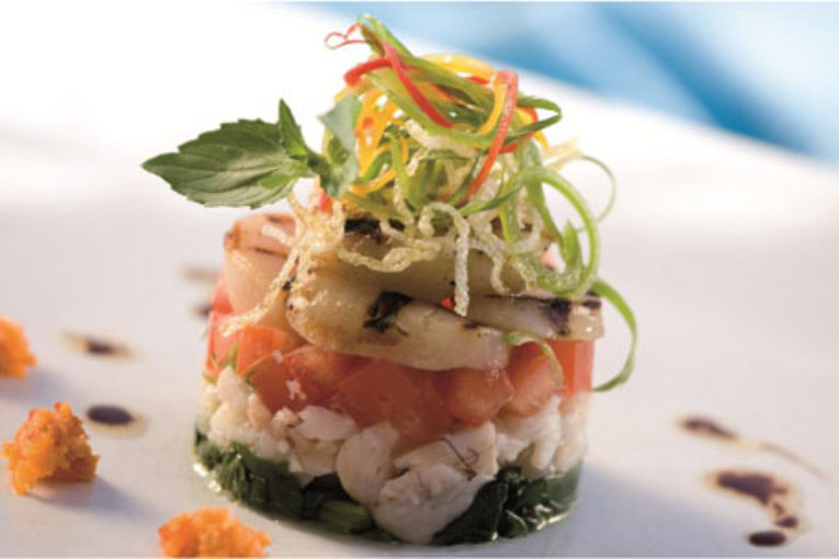 Culinary Delights with several Michelin Chefs and Food Mixologist at Coco Bodu Hithi