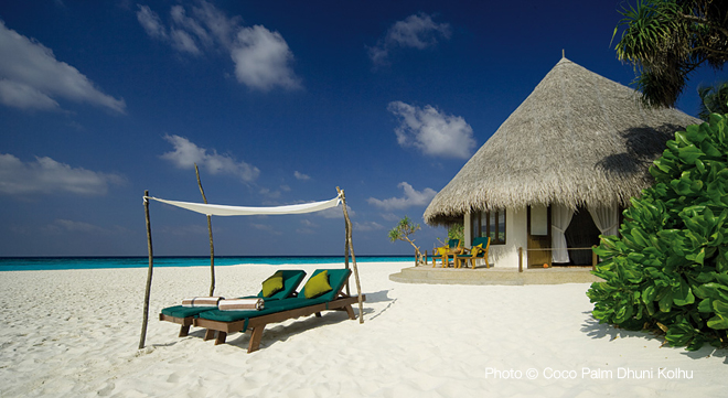 Maldives top 10 Resorts 2013 Coco Dhuni Kolhu