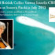 Steven Isserlis venues include a concert on Soneva Fushi private sandbank