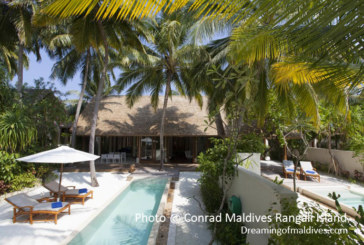 Good News : Conrad Maldives unveils new Beach Suites Ideal for Families