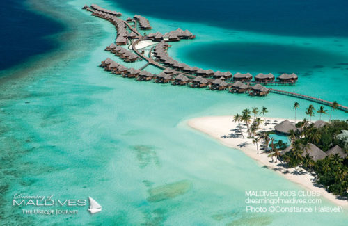 Maldives Family Hotel Constance Halaveli The Island