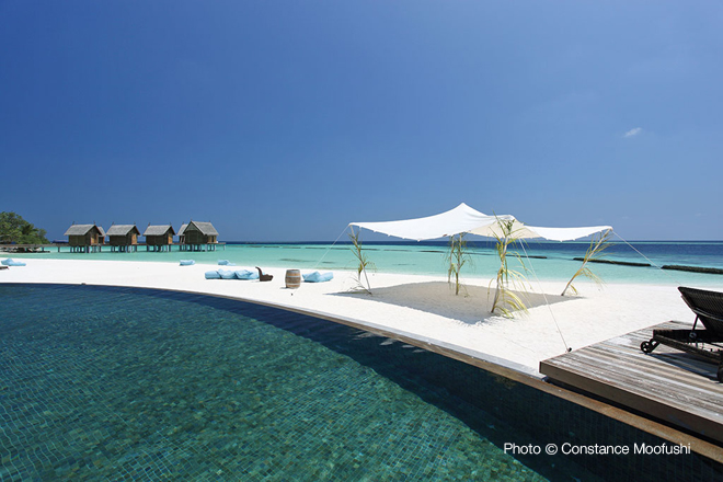 Maldives top 10 Resorts 2013 Constance Moofushi