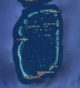 Dhaalu Atoll. Surf Breaks Map Vodi, Refugee, hocus pocus