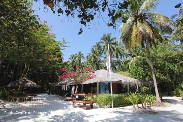 Filitheyo Island Resort Diving Center