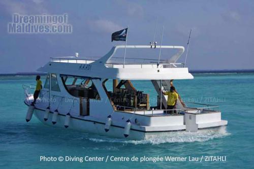 Zitahli Kuda-Funafaru Diving Boat