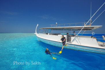 Asia chose Maldives as Best Diving Sites in theWorld