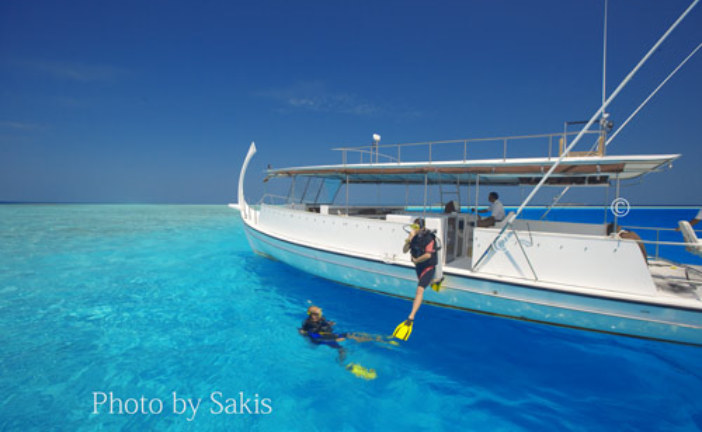 Asia chose Maldives as Best Diving Sites in the World