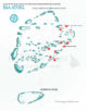 Baa Atoll Diving Site Map from Reethi Beach