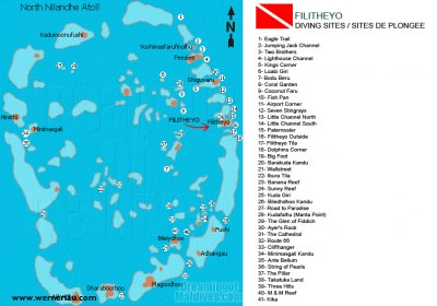 diving filitheyo maldives Faafu Atoll