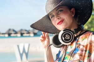 DJ Heather M takes Residency at W Maldives