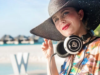 DJ Heather at W Maldives