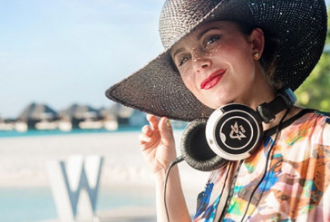 DJ Heather M takes Residency at W Maldives