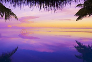 Photo of the day Maldives Sunset